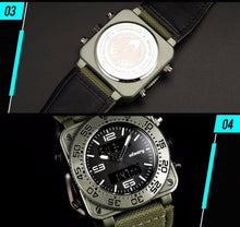Load image into Gallery viewer, Digital LED Wristwatch