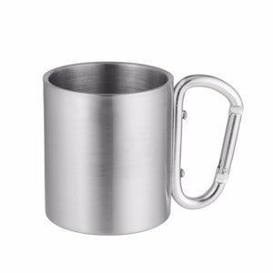 Double Wall Water Mug