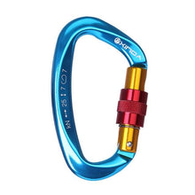Load image into Gallery viewer, Professional Carabiner D - Ring 25KN