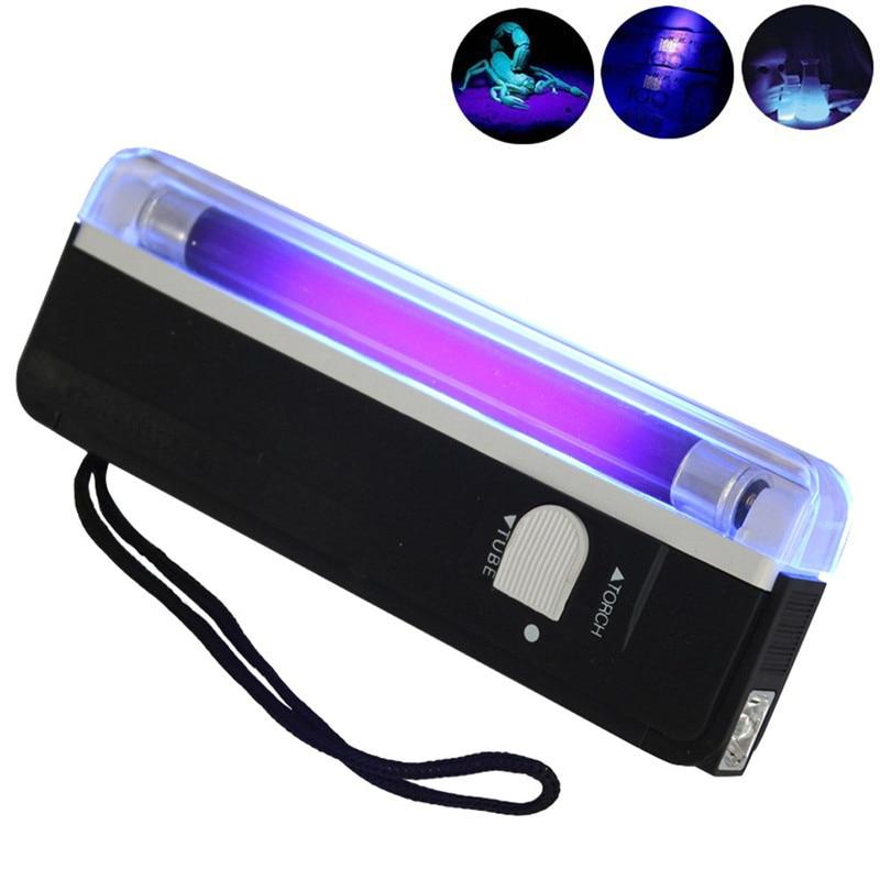 Portable Blacklight with LED