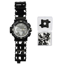 Load image into Gallery viewer, Multi-Tool 29-In-1 Bracelet/Watch Band