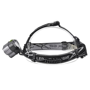 Rechargeable USB Headlamp
