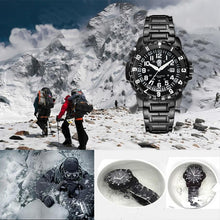 Load image into Gallery viewer, Tactical Waterproof Watch with Interchangeable Straps
