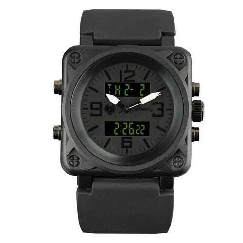 Tactical Digital Watch