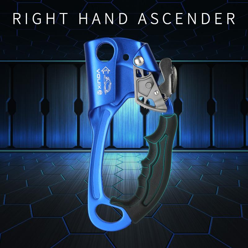 Rock Climbing Right Hand Ascender