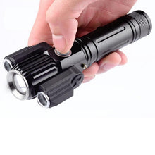 Load image into Gallery viewer, Aluminum Alloy Waterproof Flashlight