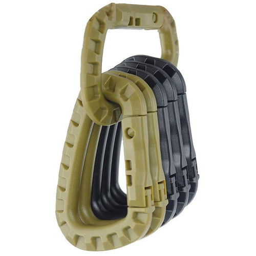 Military Carabiner D Buckle