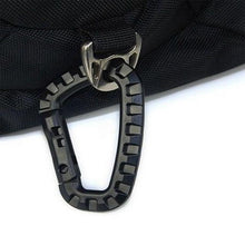 Load image into Gallery viewer, Military Carabiner D Buckle