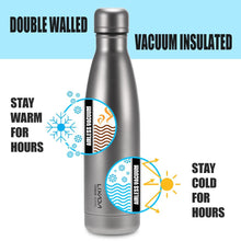 Load image into Gallery viewer, Double Titanium Water Bottle