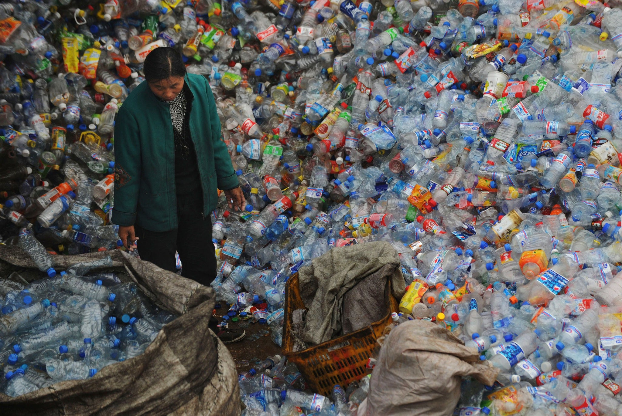 What Happens To The World's Plastic Waste?