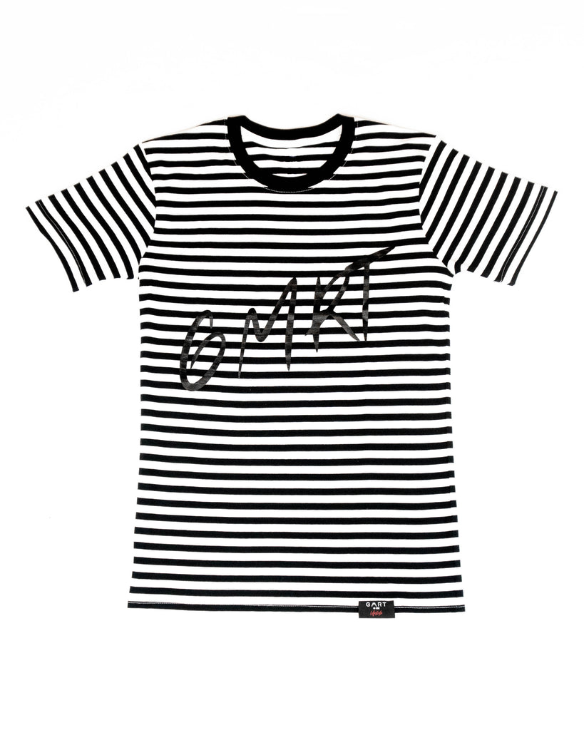 "[GMRT] Stripe Rebelz Print by ""El Barto'"