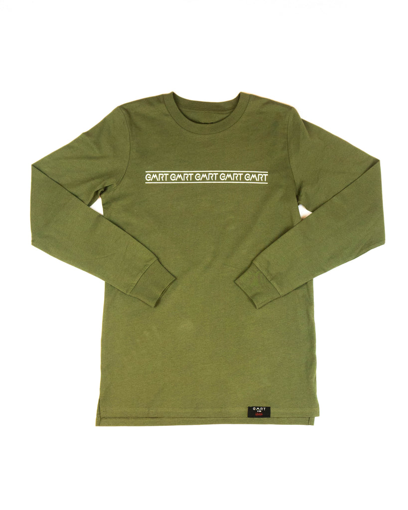 [GMRT] Base Army Long-sleeve