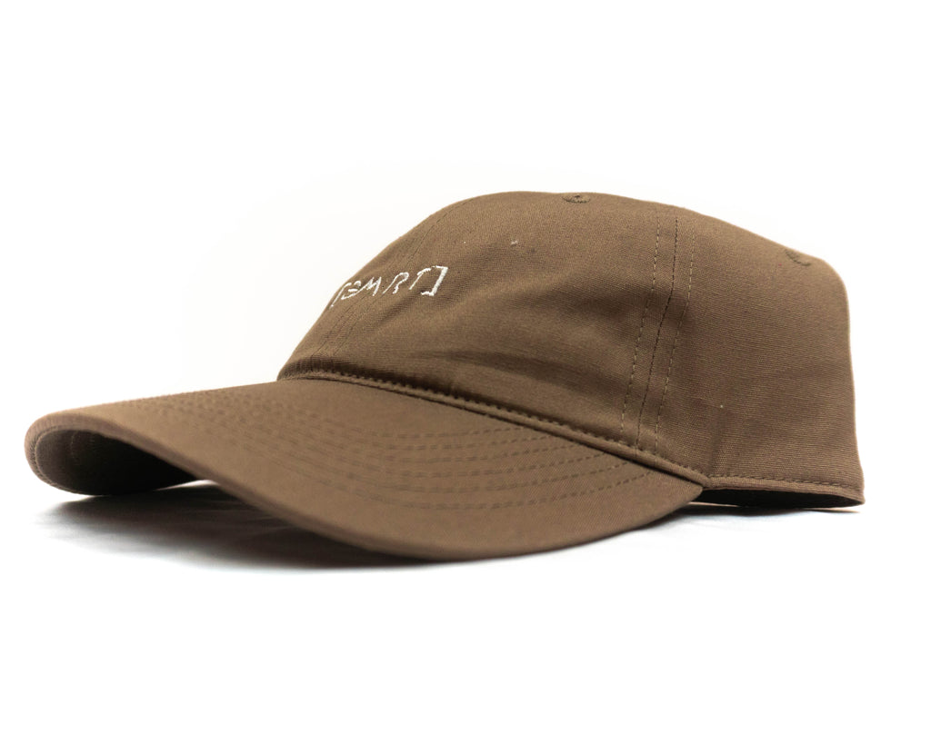 "[GMRT] Six Panel Cap by ""El Barto"" - Coffee"