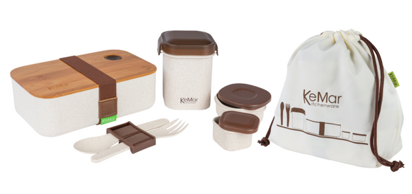 Lunchbox Brotdose Set KeMar Kitchenware PP