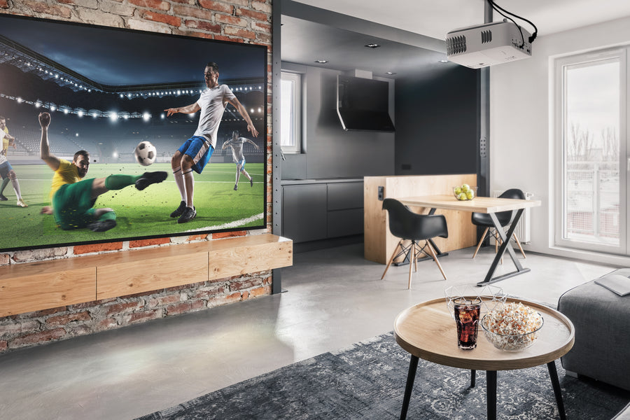 Optoma UHD42 4K UHD Gaming und Home Entertainment Projektor