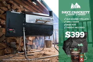 Green Mountain Grills Davy Crockett WiFi