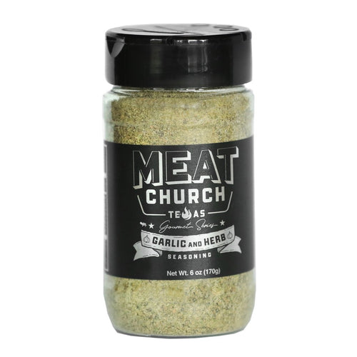 Gourmet Garlic & Herb