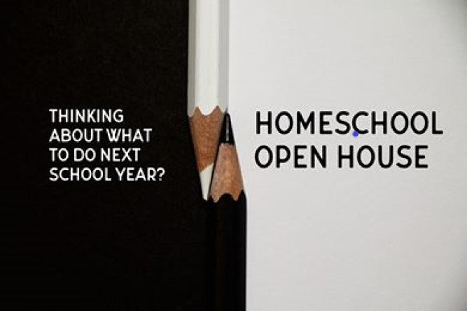 June Open House for Homeschoolers