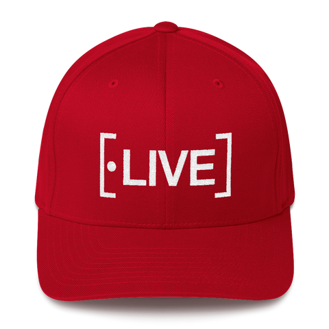 LIVE - Flexfit Fitted Hat