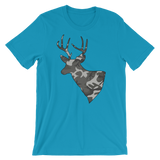 Deer Camo - Adult Favorite Fit T Shirt