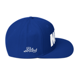 Nope - Flat Bill Snapback Hat