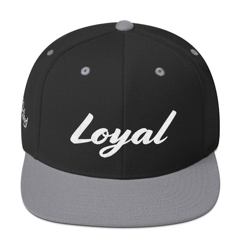 Loyal - Flat Bill Snapback Hat