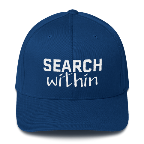 Search Within - Flexfit Fitted Hat
