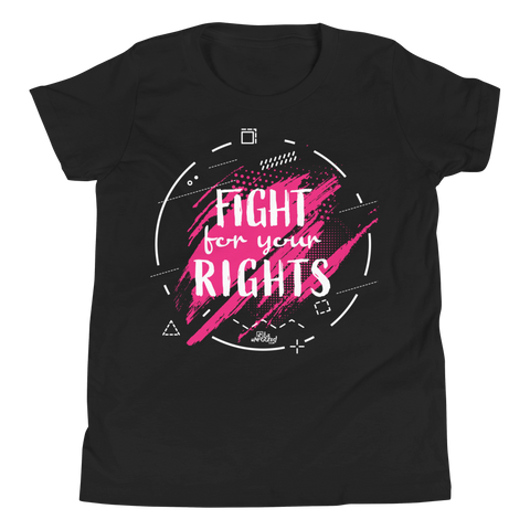 Fight For Your Rights - Kids Favorite Fit T Shirt