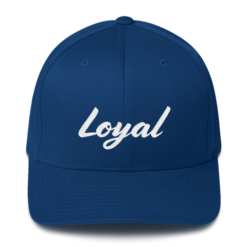 Loyal - Flexfit Fitted Hat
