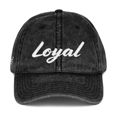 Loyal - Vintage Cap