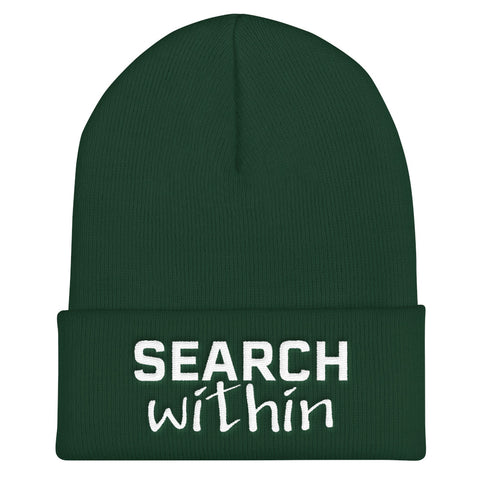 Search Within - Soft Warm Beanie