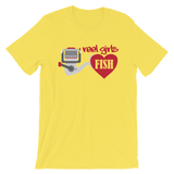 Reel Girls Fish - Adult Favorite Fit T Shirt