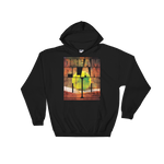Dream Plan Do (Tennis) - Adult Soft Comfort Fit Hoodie