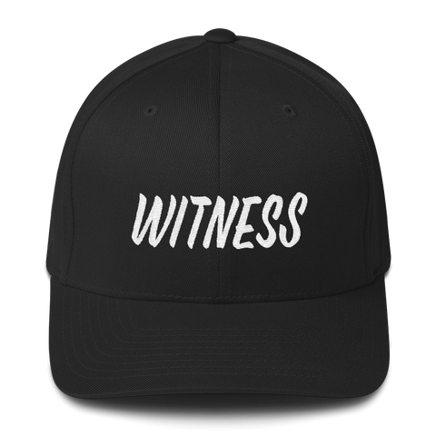 Witness - Flexfit Fitted Hat