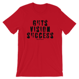 Guts Vision Success - Adult Favorite Fit T Shirt
