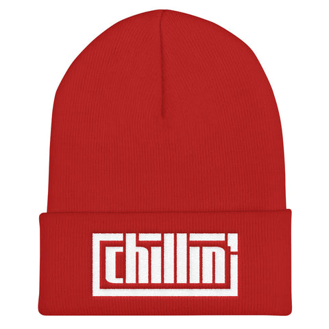 chillin - Soft Warm Beanie