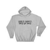 Worlds Okayest Mom - Adult Soft Comfort Fit Hoodie