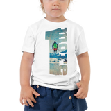 1 More (Skiing) - Toddler Comfy T Shirt