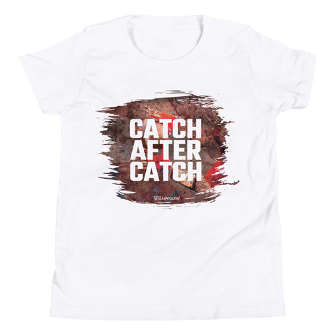 Catch After Catch (Football) - Kids Favorite Fit T Shirt