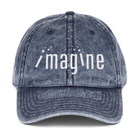 imagine - Vintage Cap