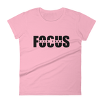 Feed Your Focus - Womens Fashion Fit T Shirt