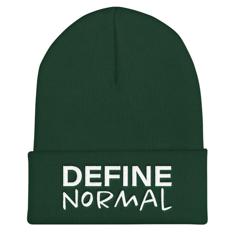Define Normal - Soft Warm Beanie