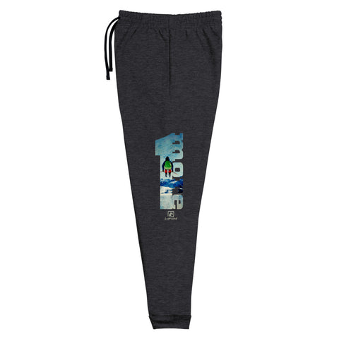 1 More (Skiing) - Adult Joggers Soft & Pocketed