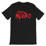 I Bleed Music - Adult Favorite Fit T Shirt