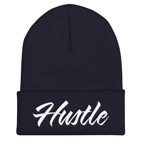 Hustle - Soft Warm Beanie