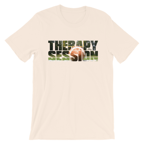 Therapy Session Football - Favorite Fit Adult T Shirt