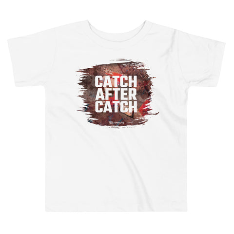 Catch After Catch (Football) - Toddler Comfy T Shirt