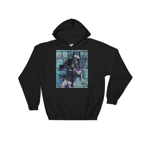 Dream Plan Do (Football) - Adult Soft Comfort Fit Hoodie