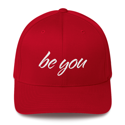 Be You - Flexfit Fitted Hat