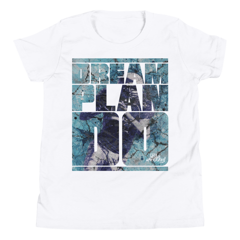 Dream Plan Do (Football) - Kids Favorite Fit T Shirt